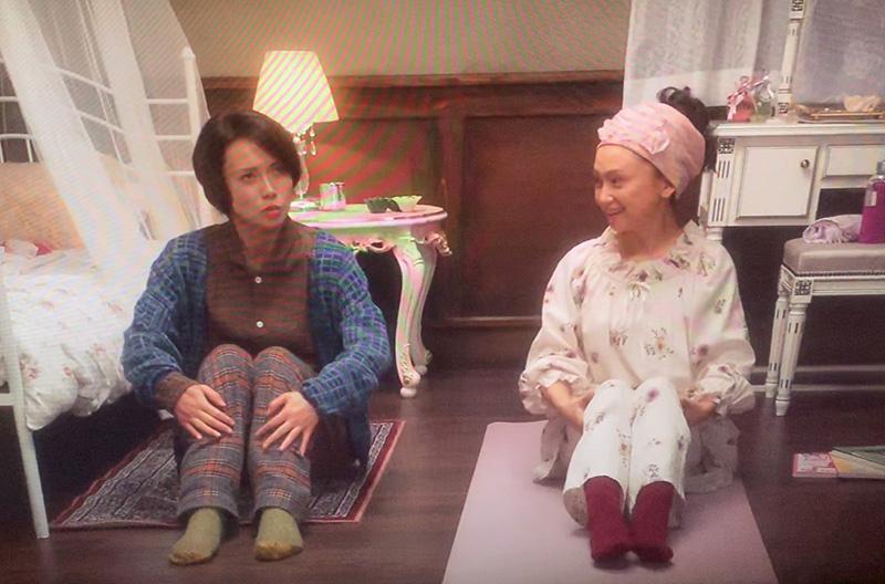 ドラマ「あの家に暮らす四人の女」永作博美さん着用ターバン!